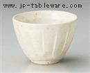 白釉ソギ煎茶