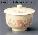淡彩桜蓋付千茶