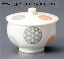 源氏丸紋蓋付千茶