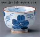 染花紋仙茶