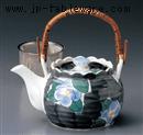 墨山茶花MS8号土瓶