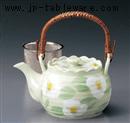 緑山茶花六兵ェMS6号土瓶