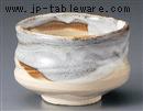 山かすみ抹茶碗(木)
