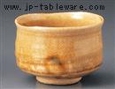 赤津焼黄瀬戸抹茶碗(化)