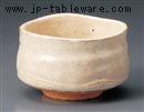 粉引筒形 抹茶碗(貼箱)