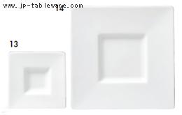 白磁プリムプレートS