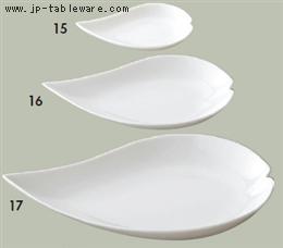 白磁ひとひら豆皿