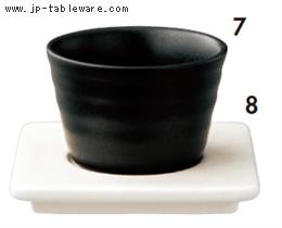 黒ミニカップ
