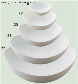 白磁パーティーボール(S.S)