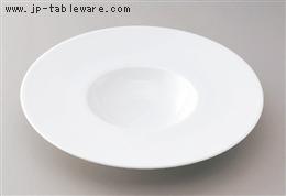 白磁10吋ディナー皿