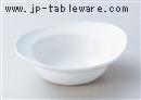 ホワイト包み鉢