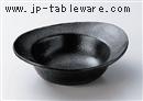 ブラック包み鉢