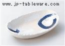 うず潮小判7.0鉢