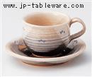 アポロコーヒーC/S(碗と受け皿セット)
