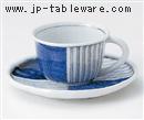 京ごのみコーヒーC/S(碗と受け皿セット)
