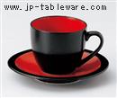 B&Rコーヒー碗 C/S(碗と受け皿セット)