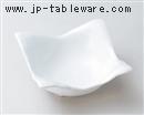白結晶四方鉢(小)