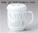 ラベンダーウーロン茶