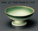 緑彩高台小鉢