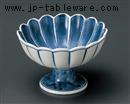 菊型ダミ4.0高台小鉢