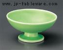 グリーン高台小鉢