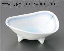 青白磁藍し小鉢