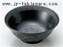 いぶし銀竜紋6.3高台丼