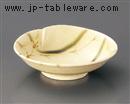 草紋織部トジメ浅鉢