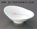 穂楕円小鉢