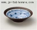 漆染リップル4.5鉢