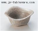 石肌三角小鉢