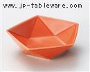 オレンジダイヤ小鉢