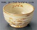乾山風芦絵4.3小鉢