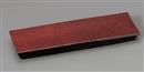 紅黒炭レール長皿