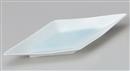 青白磁菱型前菜皿