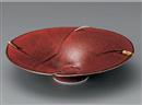紅柚子反型9寸鉢