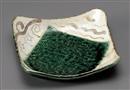 織部トチリ9.0正角鉢