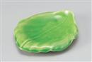 若草葉型皿