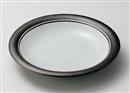 南蛮粉引盛鉢