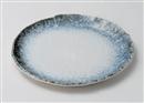淡青9.0丸皿