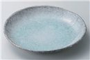 青釉10号丸皿