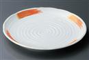 朱かすり10.0皿