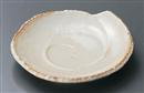 黄化粧土貝型銘銘皿