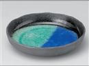 黒釉塗り分7.0浅ボール