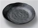 いぶし鉄黒5.0皿
