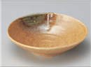 吹き織部盛鉢