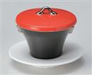 赤蓋(皿付)スイーツカップ