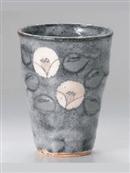 鼠志野椿フリーカップ