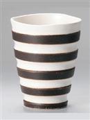 白ボーダーフリーカップ