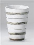 彫筋(グリーン)フリーカップ